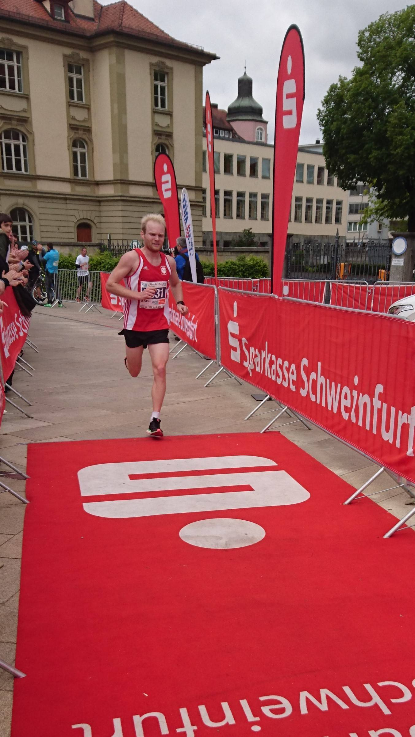 Dominik Ziegler Main CIty Run