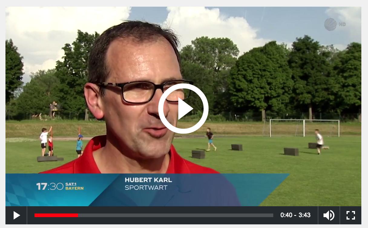 Talentschmiede der Leichtathletik - SAT.1 Bayern