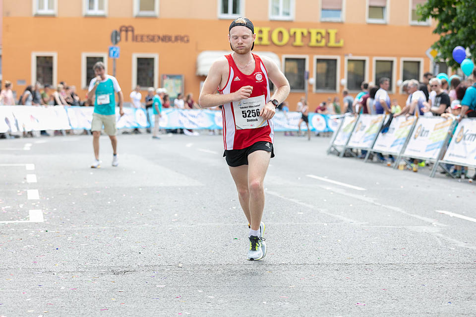 iWelt Marathon Dominik Ziegler