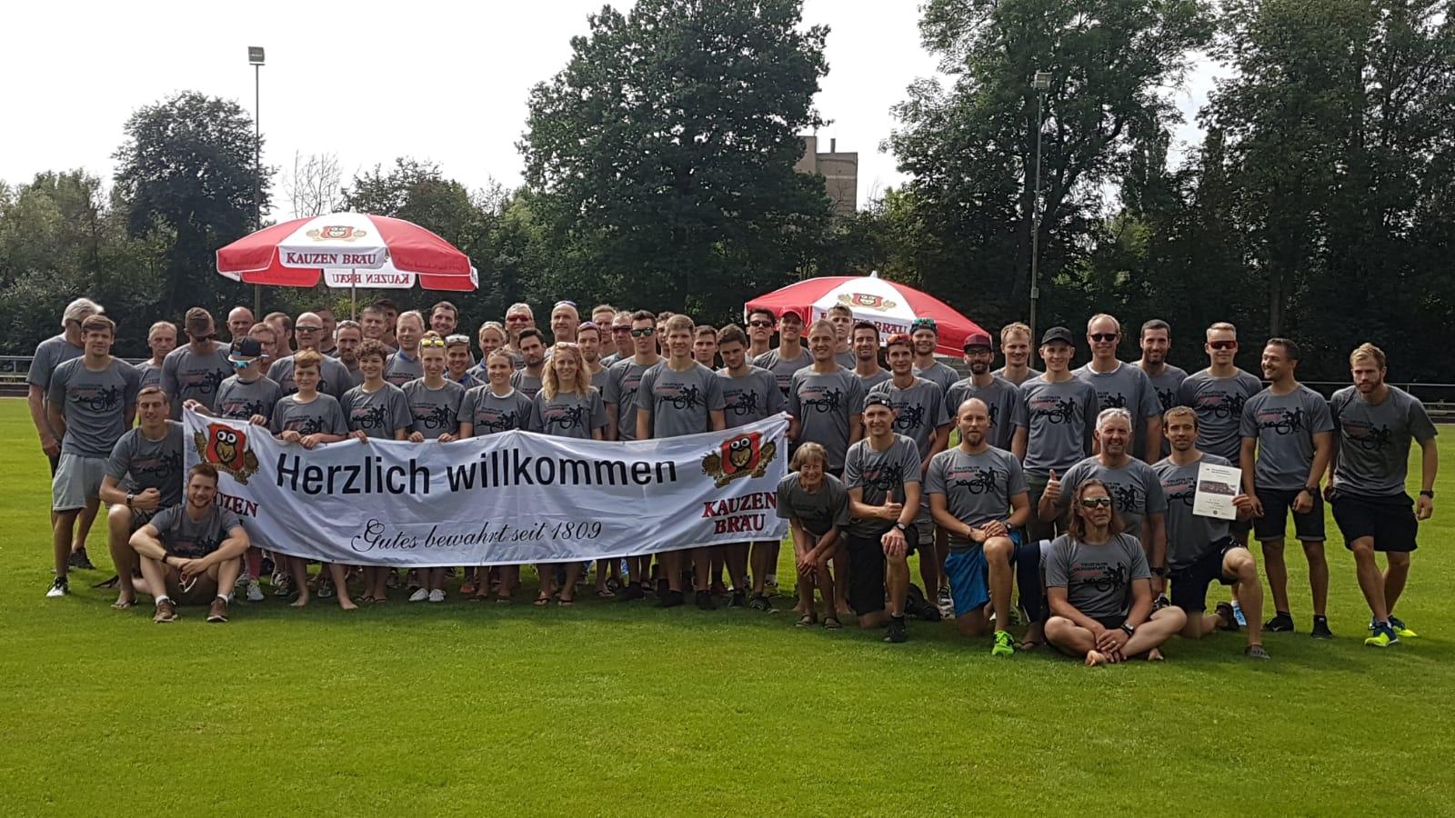 Triathlon Ochsenfurt Gruppenbild 2