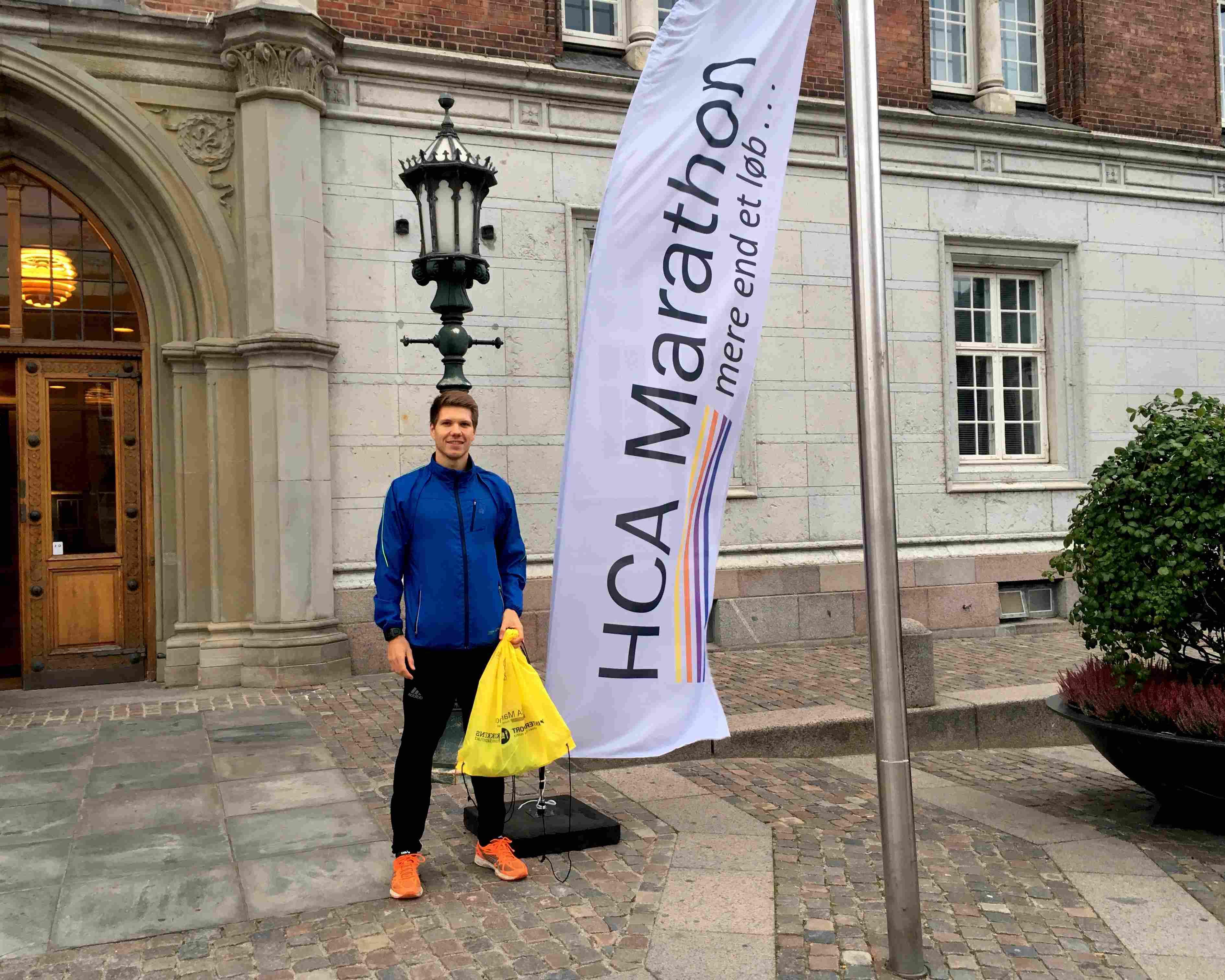 Dominik Klopfer HCA Marathon