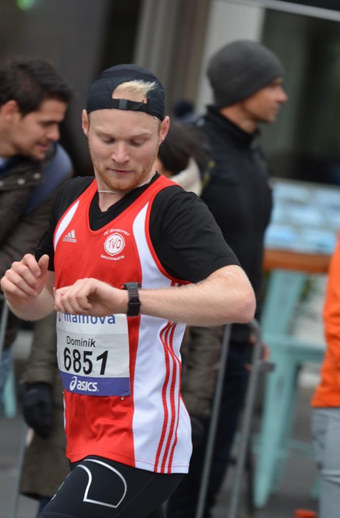 Domi Frankfurt Marathon