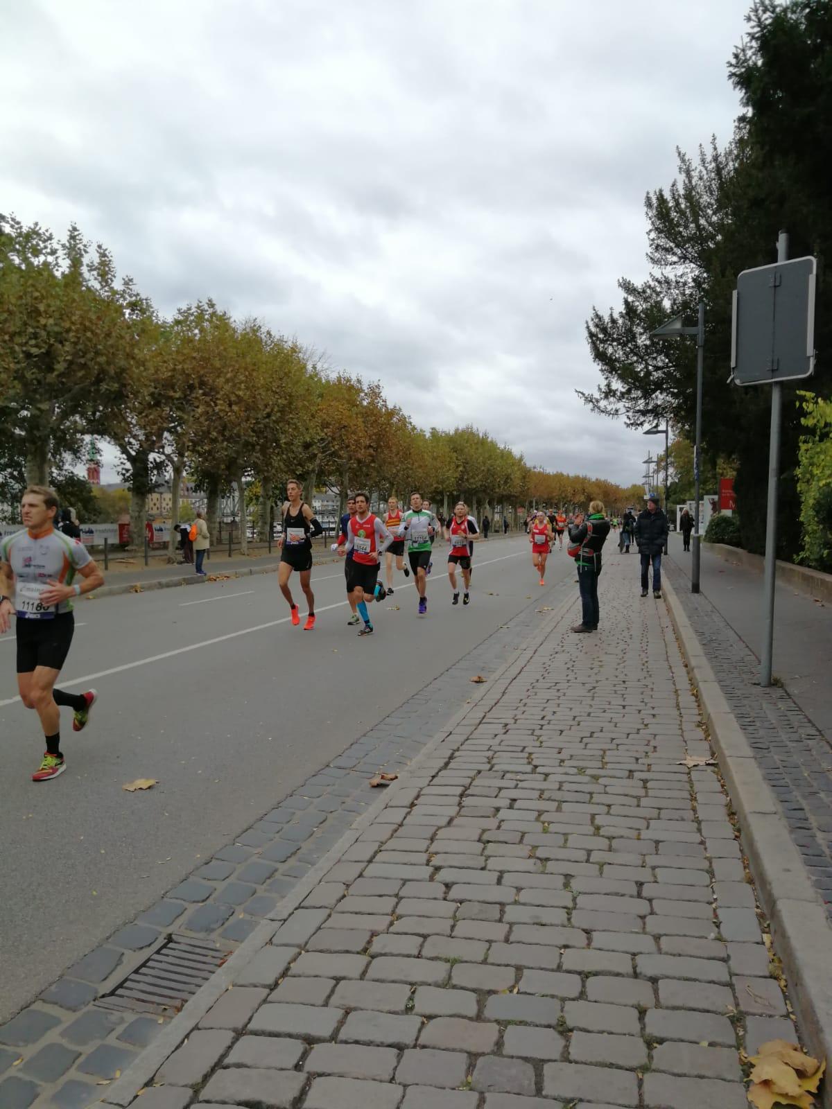 Dominik Ziegler Frankfurt Marathon