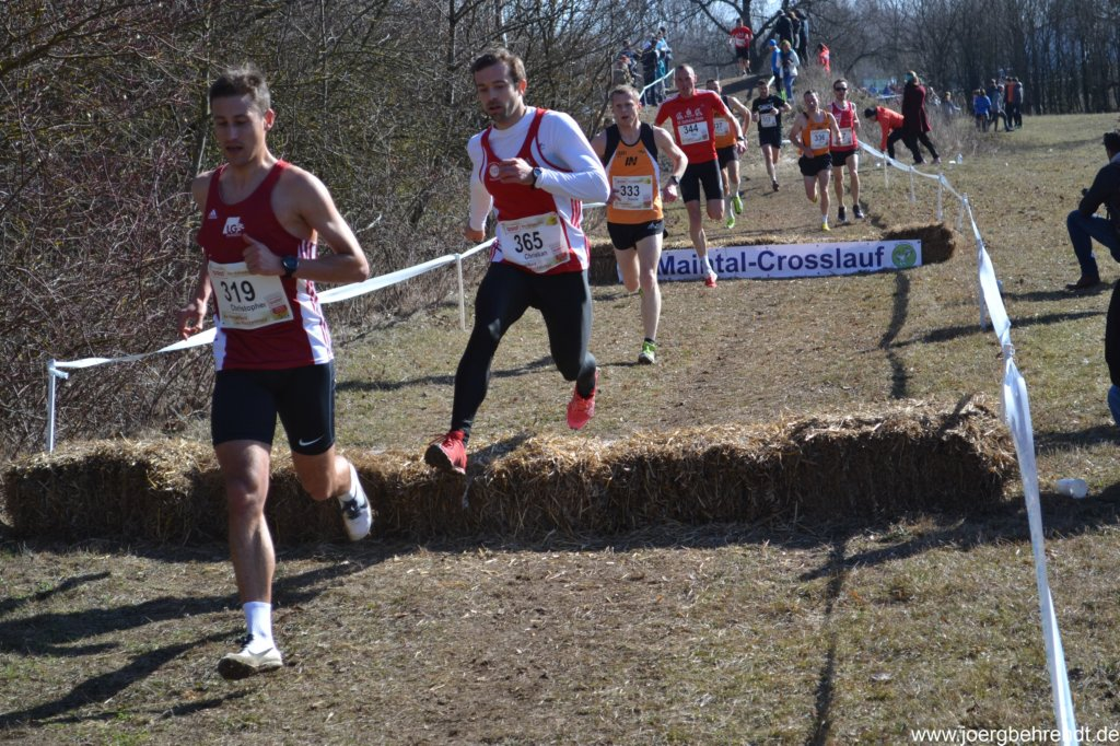 Bayer. Crosslaufmeisterschaft Kemmern 2019