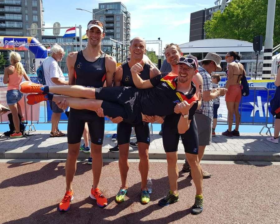 Triathlon EM Weert