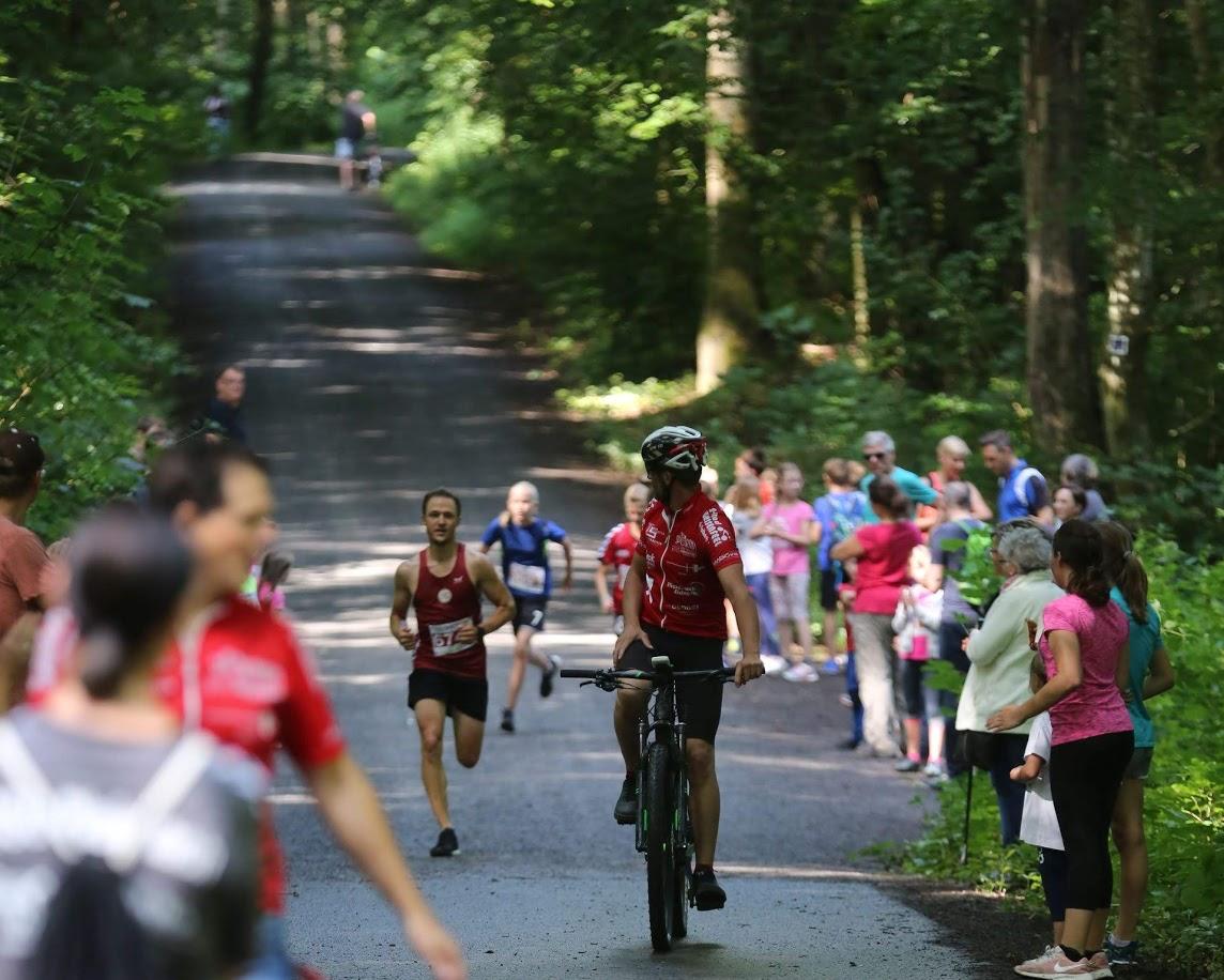 7km Einsiedel Waldlauf Jens Amthor