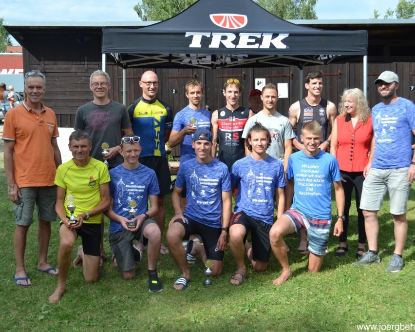 Altmühl-Triathlon 2019