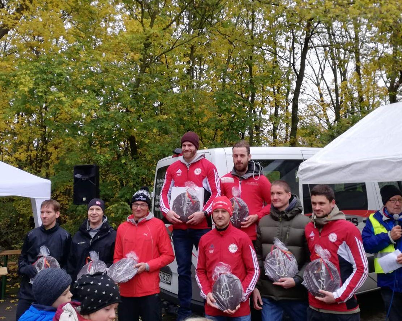 Lebkuchenlauf 2019 Siegerehrung