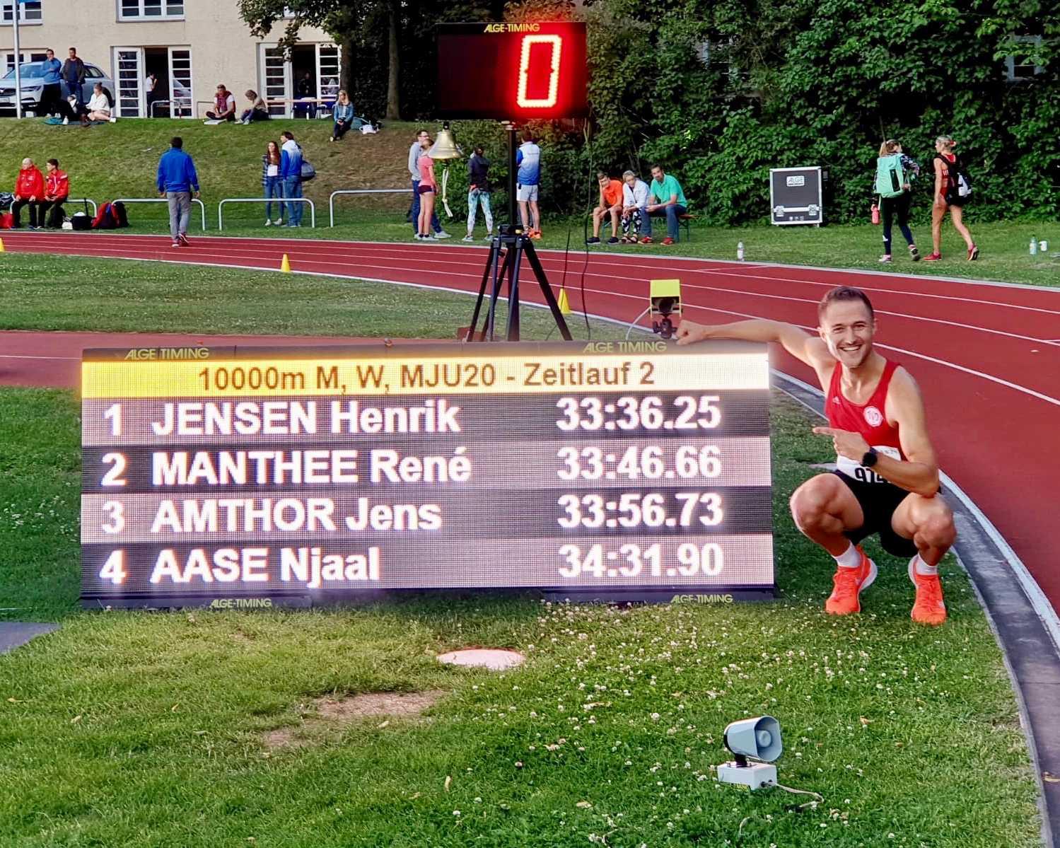 Mittsommerlauf Regensaburg 10.000m Jens Amthor_2