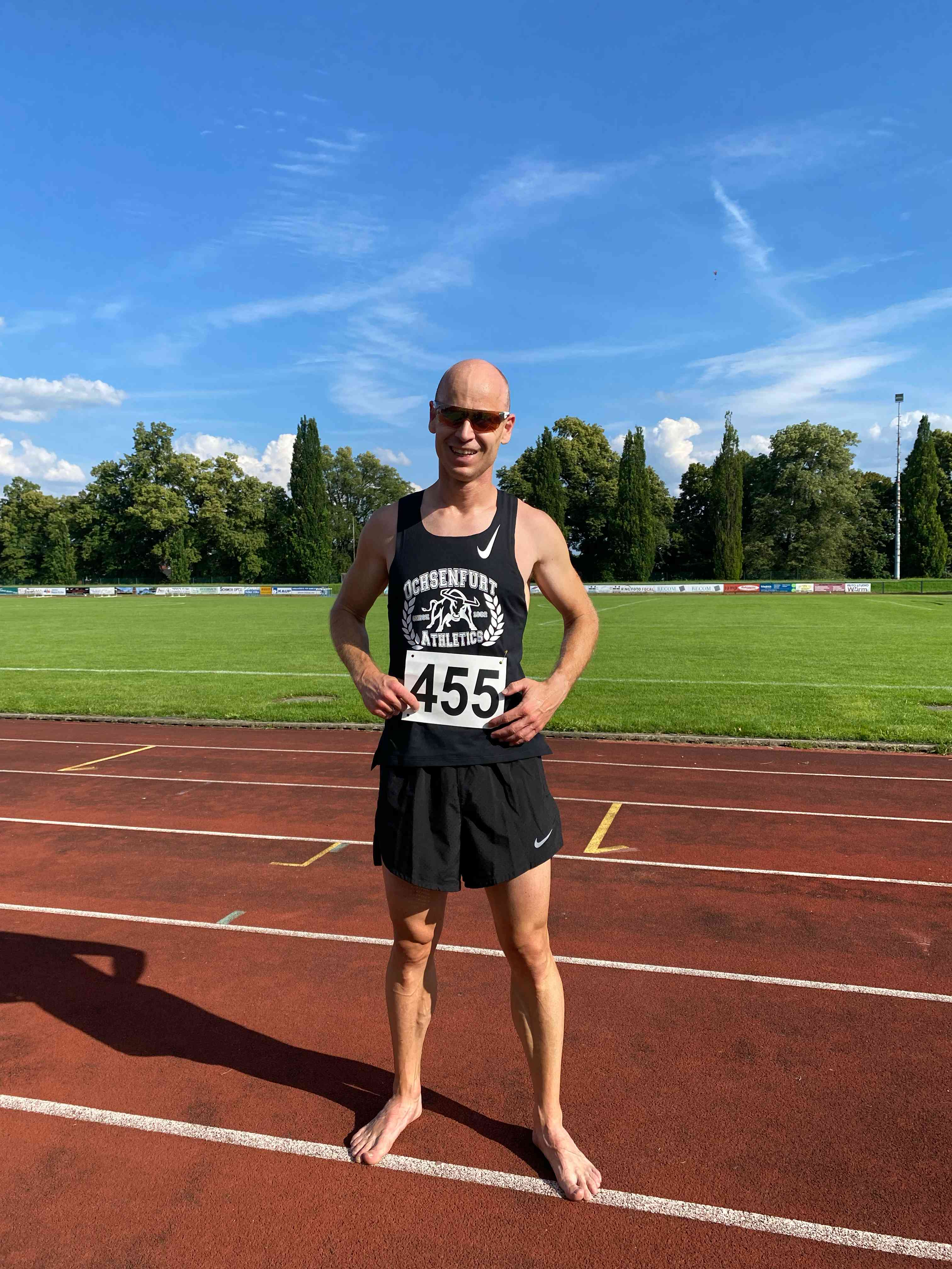 Christian Kunisch 3000m AB 2021